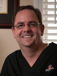 Chad Wagstaff, DDS, dentist at Zimbi Dental